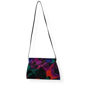VTG JRENEE purse colorful retro bag